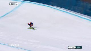 L'actualité des autres athlètes suisses engagés [RTS]