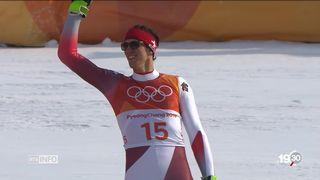 JO PyeongChang: portrait de Ramon Zenhäusern [RTS]