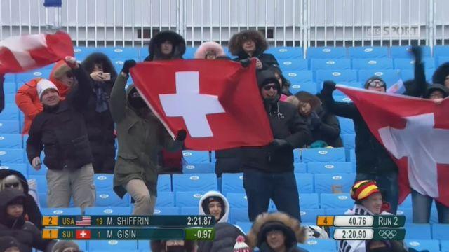 Revivez les meilleurs moments de cette 13e journée de compétition des Jeux de PyeongChang [RTS]