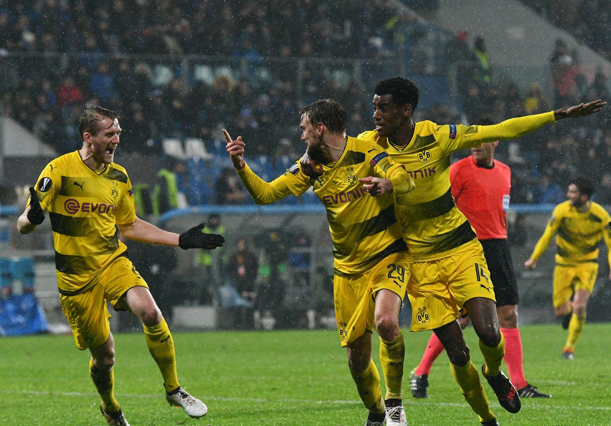 Dortmund et Arsenal continuent, l'OGC Nice trébuche — Europa League