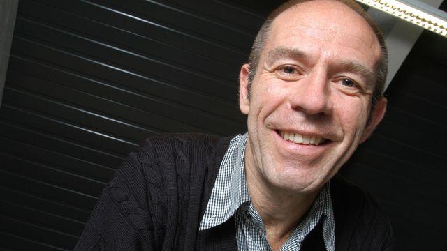 Vincent Barras, directeur de l'Institut de l'histoire de la médecine, Université de Lausanne. [Félix Imhof - UNIL]
