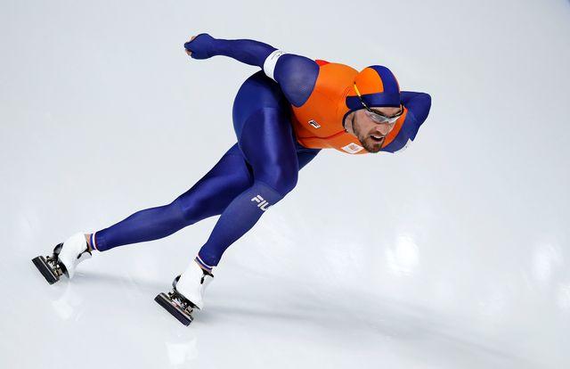 Nuis a remporté 2 titres olympiques à PyeongChang. [Vadim Ghirda - Keystone]