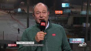 JO 2018 - curling: les précisions de Patrik Lörtscher, consultant RTS Sport, depuis PyeongChang [RTS]