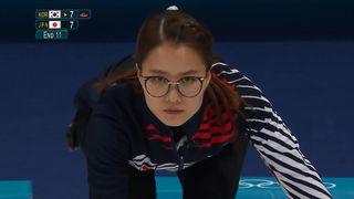 1-2 finale dames, KOR-JAP 8-7: les Coréennes se qualifient pour la finale [RTS]