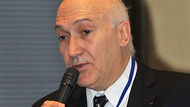 Michel Polacco, journaliste spécialiste de l'aéronautique. [France Bleu]
