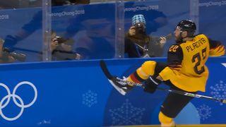 1-2 finale hommes, CAN-GER 3-4: l'Allemagne crée la sensation et sort le Canada [RTS]