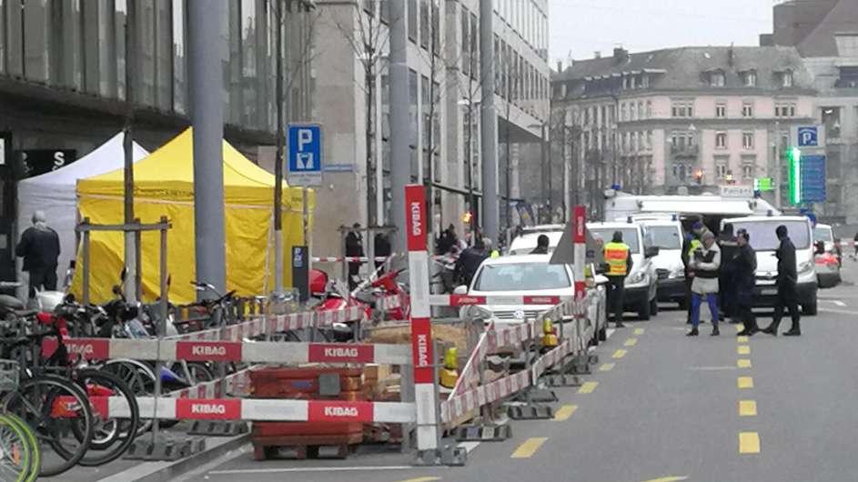 Coups de feu au centre de Zurich: deux morts