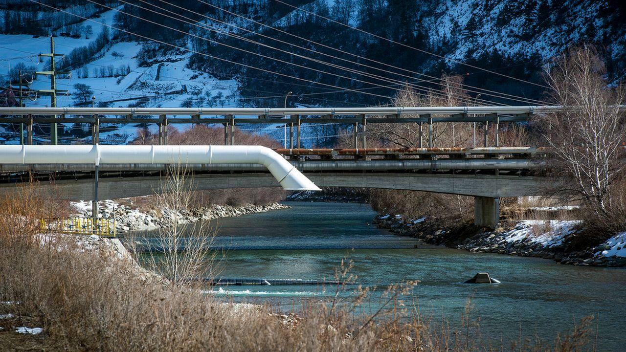 Lonza a rejeté ses eaux industrielles chargées dans les eaux environnantes durant des dizaines d'années. [Olivier Maire - Keystone]