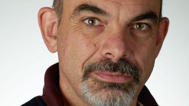 Bruno Cathala, auteur de jeux. [Bruno Cathala]