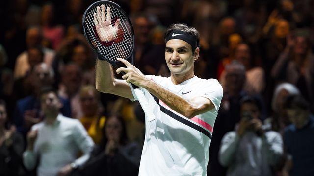 Roger Federer sera de retour sur les courts pour la tournée américaine du printemps. [Koen Suyk - AFP]