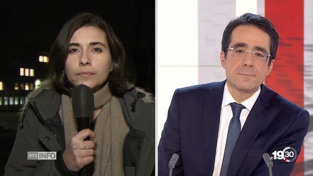 """""""No Billag"""" - sondage: les précisions de Louise Morand, militante pro """"No Billag"""" [RTS]"""