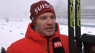 50km mass start hommes: Dario Cologna (SUI) termine 9e [RTS]