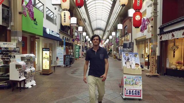 Au Japon, un sourd qui décoiffe [RTS]