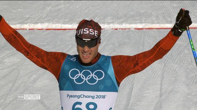 JO - Ski de fond: analyse des temps forts [RTS]