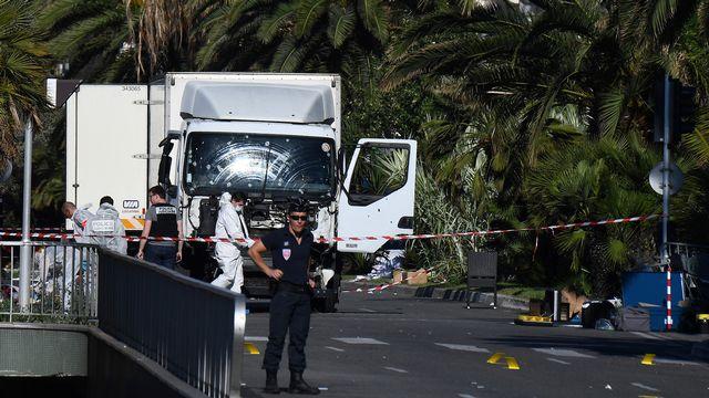 Arrêté en novembre, le Romand de 27 ans prévoyait de frapper Nice, comme en juillet 2016. [Anne-Christine Poujoulat  - AFP]