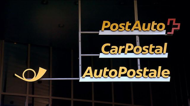 Scandale à Car Postal [RTS]