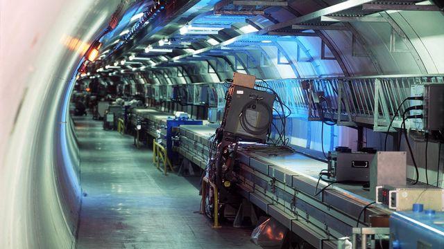 Le CERN [© MARTIN RUETSCHI - Keystone]