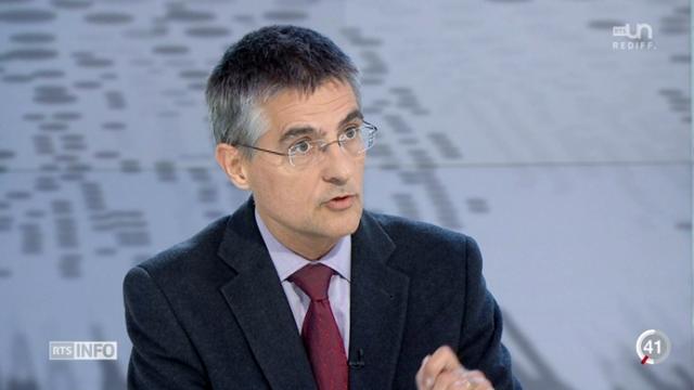 Philippe Bacchetta. [RTS]