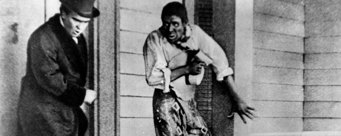 """""""Naissance d'une nation"""", de D.W Griffith, chef-d'oeuvre du cinéma mais complètement raciste."""