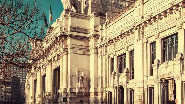 Gare de Milan-Centrale [© iryna1 - Fotolia]