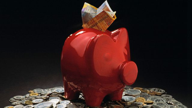 Les enfants et l'argent. [Keystone]