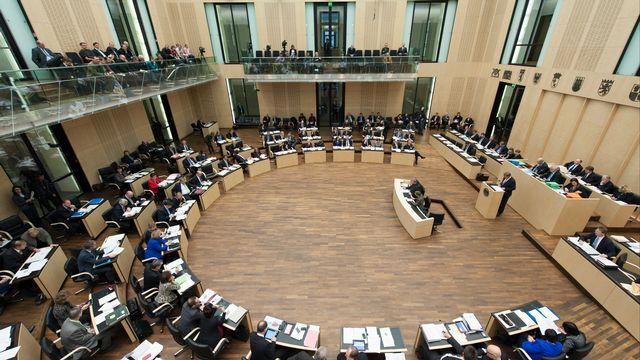 Les députés du Bundesrat. [Robert Schlesinger - AFP]
