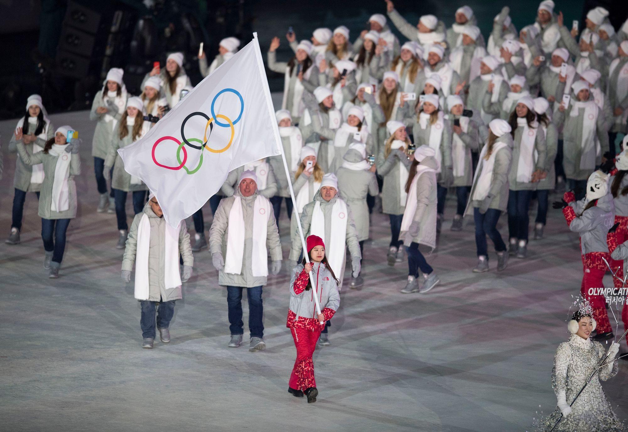 Le CIO lève la suspension de la Russie — Dopage étatique