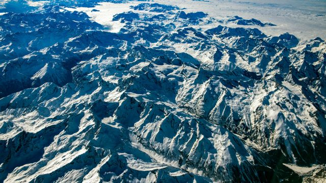 Les Alpes [© Andrea Izzotti - Fotolia]