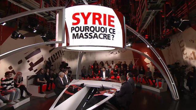 Syrie : pourquoi ce massacre ? [RTS]