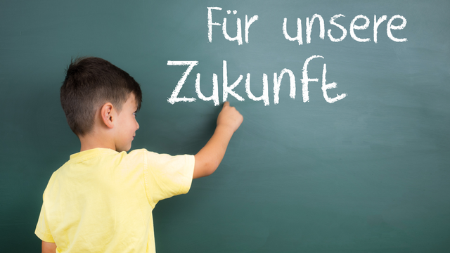 Les enfants migrants et l'apprentissage de l'allemand [Pictworks - Fotolia]
