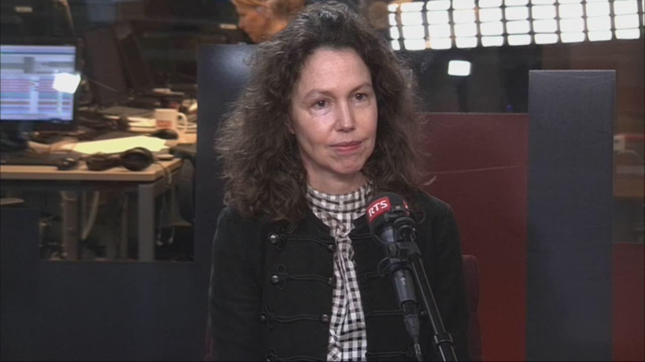 Sandrine Baume, spécialiste de la transparence dans la vie publique (vidéo) [RTS]