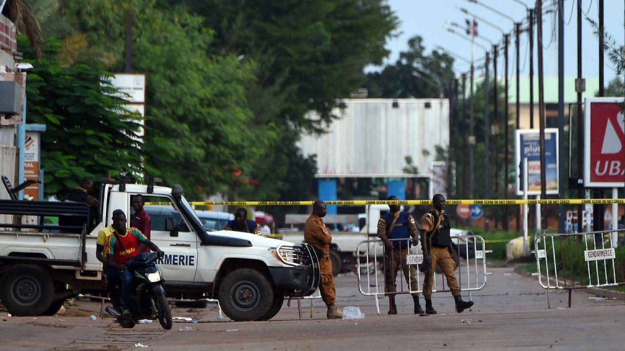 Plusieurs attaques ont secoué Ouagadougou ces dernières années. [Sia Kambou - afp]