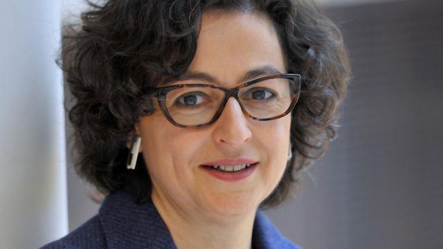 Arancha Gonzalez, directrice générale du Centre du commerce international. [Twitter]