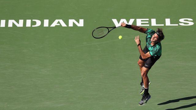 Roger Federer avait remporté le tournoi en 2017. [Keystone]