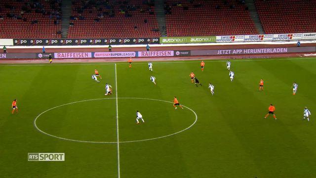 Football- Super League (24e j.): GC - Lausanne (0-0) [RTS]