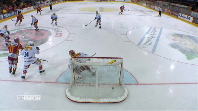Hockey- LNA (49e j.): Langnau dit adieu aux playoffs après sa défaite face à Kloten (3-5) [RTS]