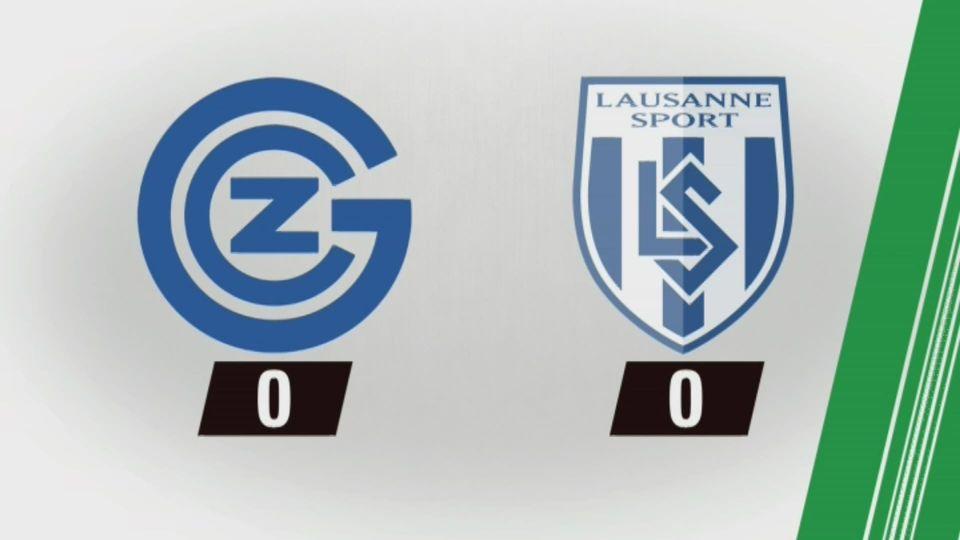 24e journée, Zoug - Lausanne (0-0): les moments marquants du matche [RTS]