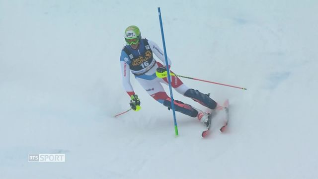 Ski - Slalom de Kranjska Gora: Marcel Hirscher remporte le globe [RTS]