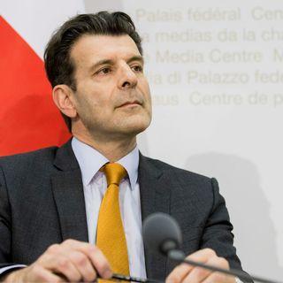 Le secrétaire d'Etat Roberto Balzaretti. [Christian Merz - Keystone]