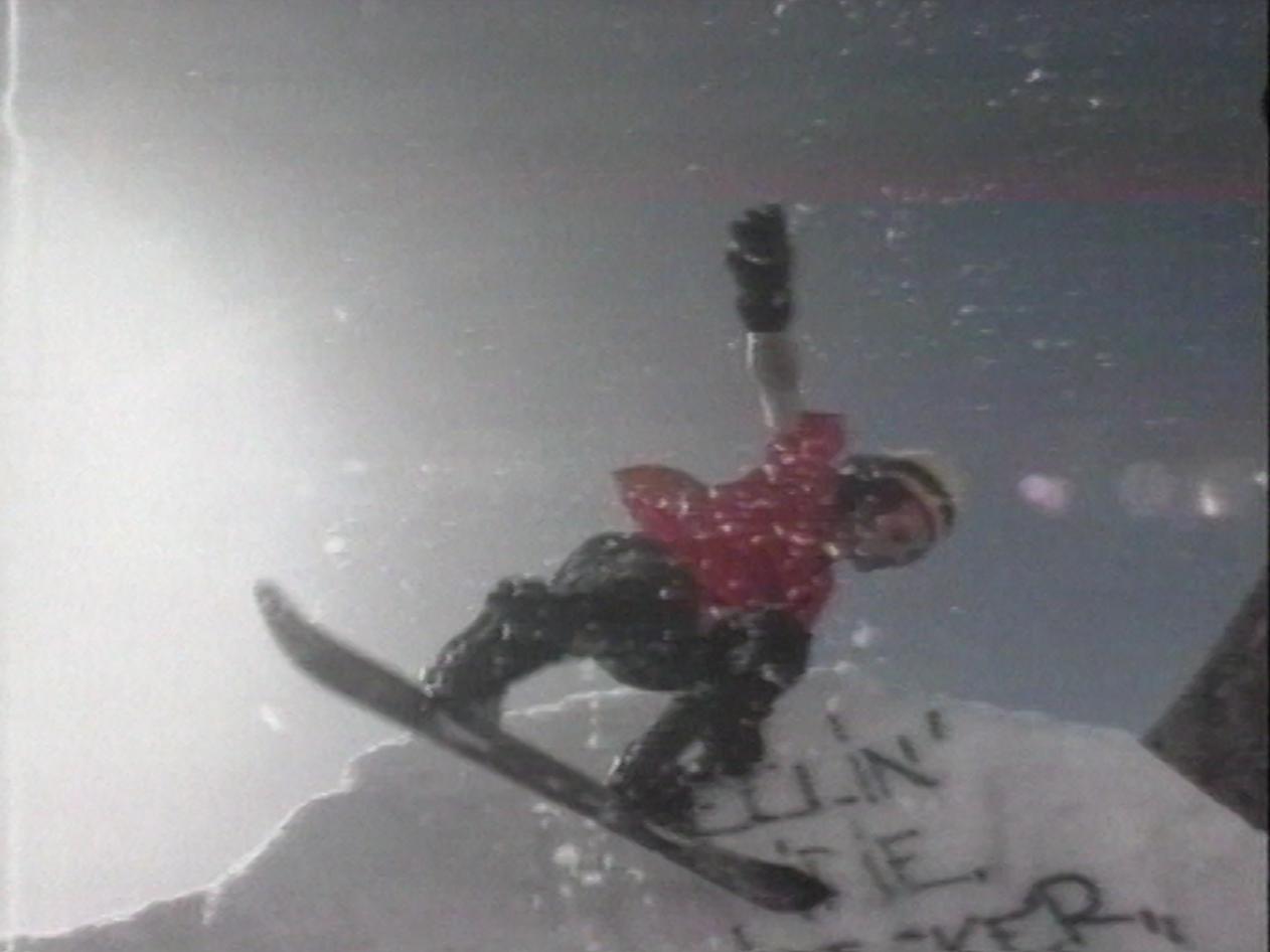 L'âge d'or du snowboard