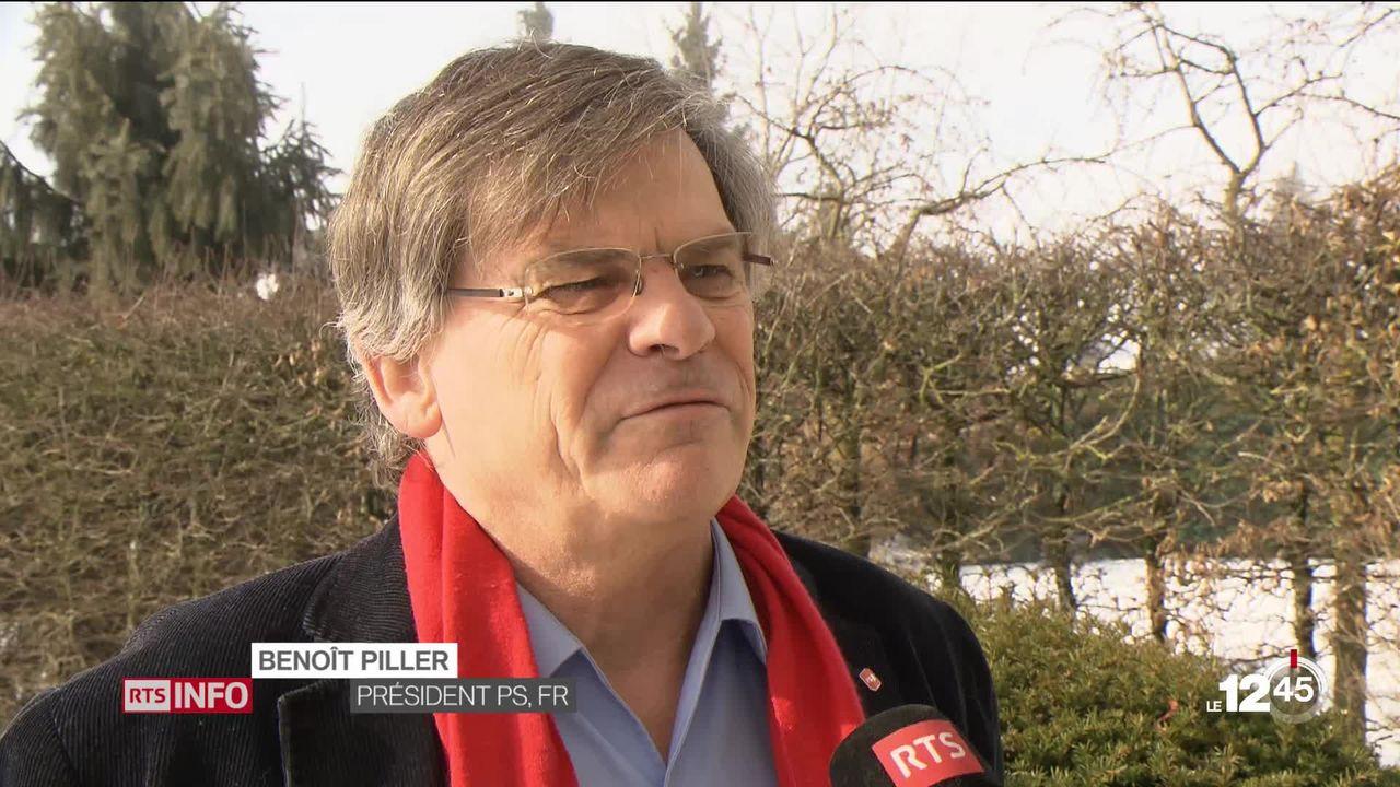 Un second tour départagera le PLR et le PS pour le Conseil d'Etat fribourgeois [RTS]
