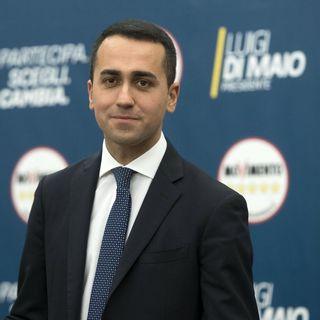 Luigi Di Maio, leader du Mouvement 5 étoiles. [EPA/MASSIMO PERCOSSI - KEYSTONE]