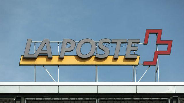 La poste [© GAETAN BALLY - Keystone]