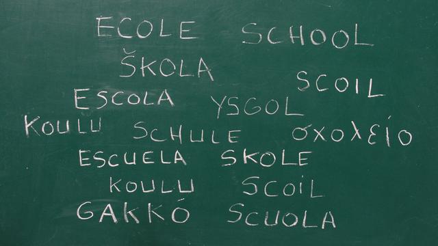 Le petit polyglotte [Neko92vl - Fotolia]