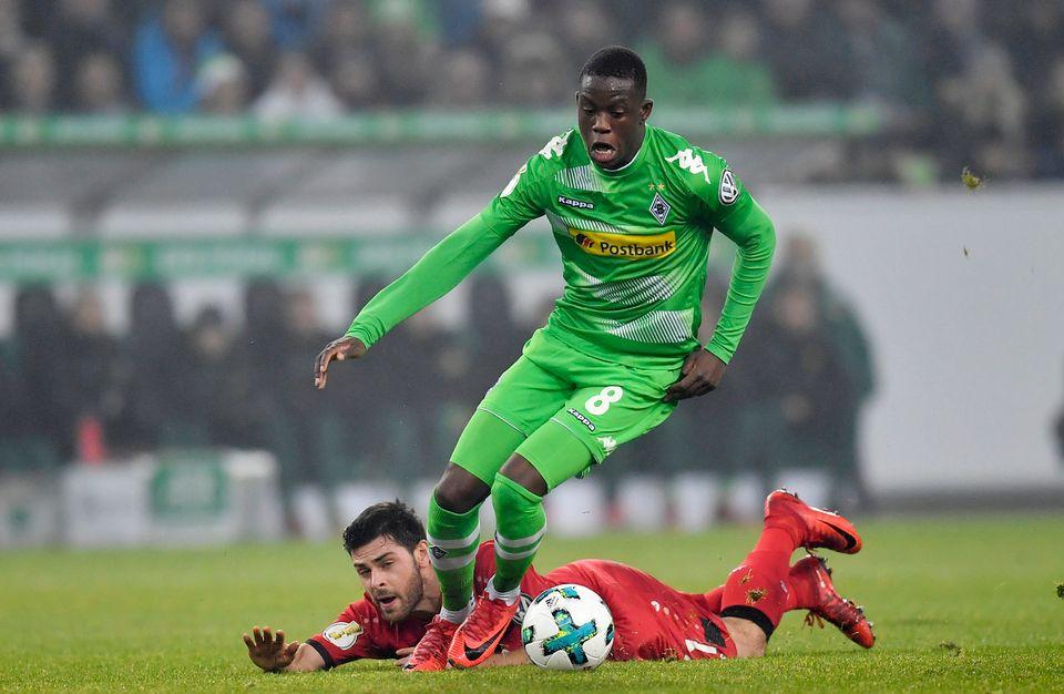 Zakaria vit une première saison en Bundesliga éblouissante. [Martin Meissner - Keystone]