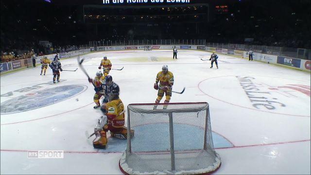 Hockey: Zurich – Bienne (1-4) [RTS]