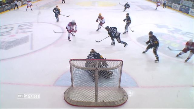 Hockey: Fribourg – Lausanne (3-2) [RTS]