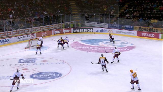 Hockey: Berne – Genève (3-4) [RTS]