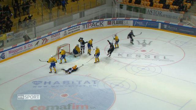 Hockey: Lugano – Davos (5-0) [RTS]