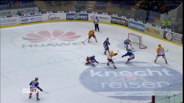 Hockey: Kloten – Langnau (3-4) [RTS]
